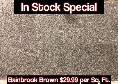Bainbrook brown ad