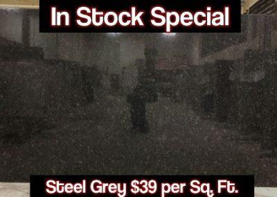 Steel Grey ad
