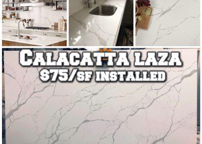 Calacatta Laza 75 ad