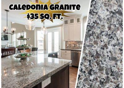Caledonia Granite ($35)