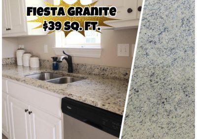 Fiesta Granite ($39)