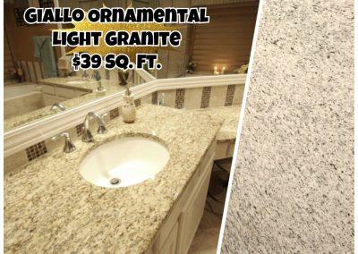 Giallo Ornamental Light ($39)
