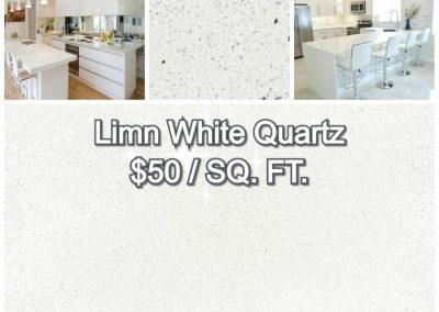 Limn White Quartz ($50)