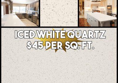 Quartz-Ice White ($45)