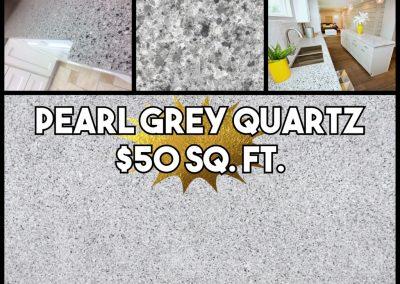 Quartz-Pearl Grey ($50)