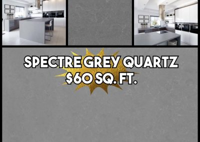 Quartz-Spectre Grey ($60)