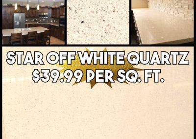 Quartz-Star Off White ($39.99)